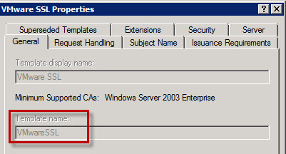 How to vmware vcenter 51 installation part 2 create vcenter in one of the certificate directories run the following command of course changing the properties as needed for your ca this will produce the ruit file yadclub Choice Image